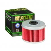 Tepalo filtras HF113 motociklo ar keturračio Honda