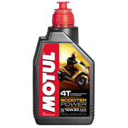 Tepalas motorolerio 4T sintetinis 1L