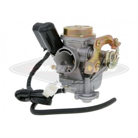 Karbiuratorius motorolerio 4T GY6 70 80 cc