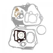 ATV 125 keturračio motociklo variklio tarpinių komplektas