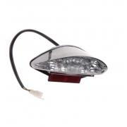 Motorolerio mopedo galinis žibintas LED, CPI Oliver 50.
