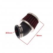 motorolerio Oro filtras sportinis, 35mm.
