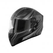Šalmas motociklo motociklininko Origine Strada Graviter su saulės akiniais
