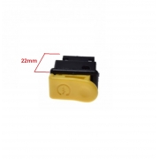 Starterio mygtukas jungiklis motorolerio įmontuojamas