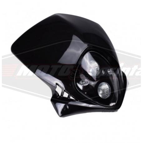 Motociklo priekinis žibintas lempa enduro mx