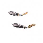 Posūkiai universalūs LED motociklui motoroleriui