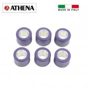 Variatoriaus svareliai 15x12- 8g. Athena