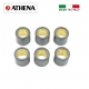 Variatoriaus svareliai 17x12- 6,5g. Athena