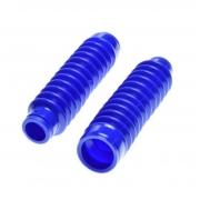 Mopedo priekinės šakės gumos, mėlynos.